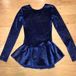 Mondor skating dress size 12-14 never worn
